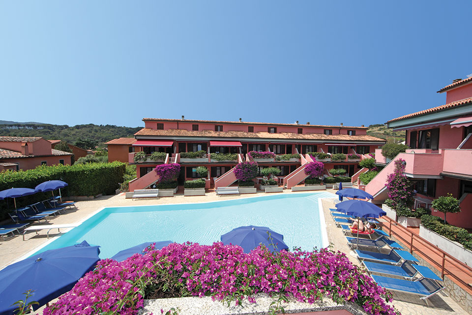 Hotel Porto Azzurro Isola D Elba