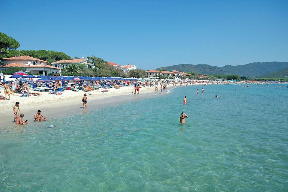 Hotel Marina Di Campo Elba Sul Mare