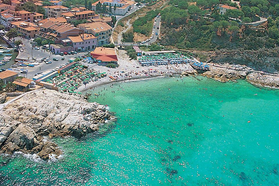 Matrimonio Spiaggia Isola Verde : Isola verde hotel residence r t a marciana marina elba
