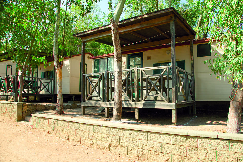Camping isola ch